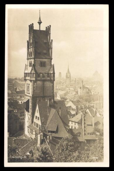 Schwabentor ca. 1920er