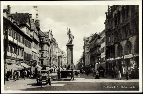 Bertoldsbrunnen_1930er