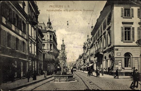 Fischbrunnen_1916
