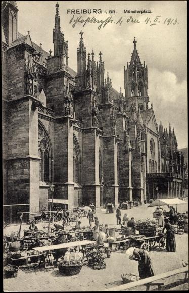 Markt_1913