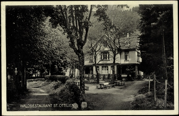 Waldrestaurant St. Ottilien 1931