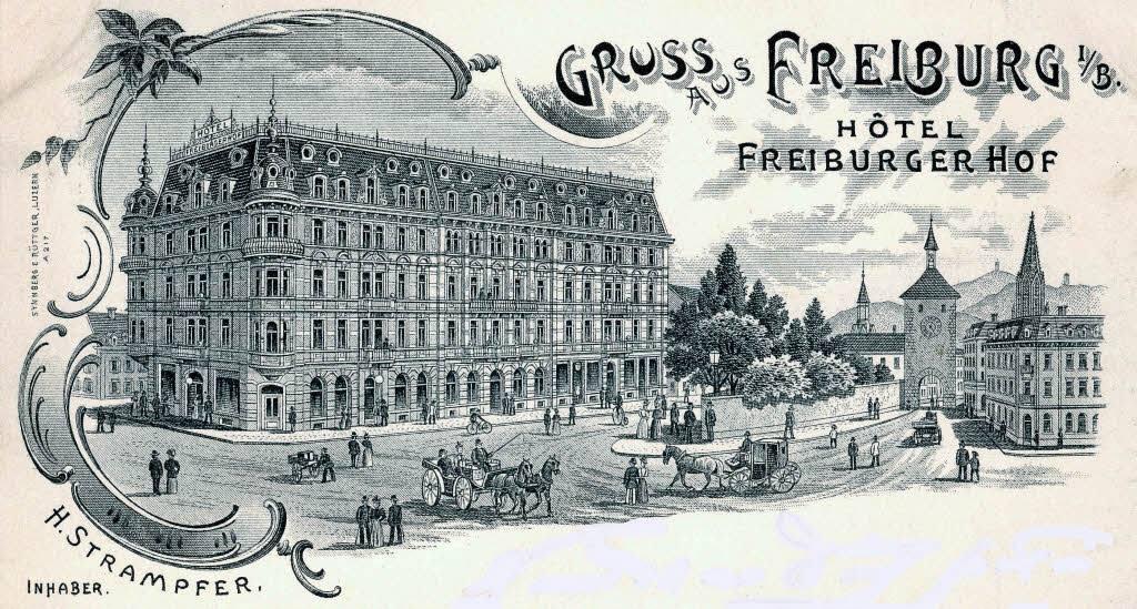 Hotel Freiburger Hof