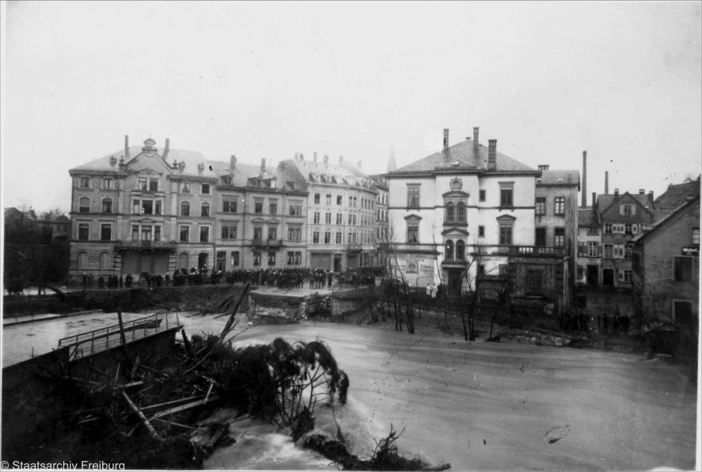 Hochwasser1896_Brücke