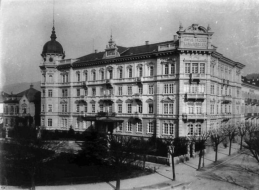 Freiburg Hotel St Georgen