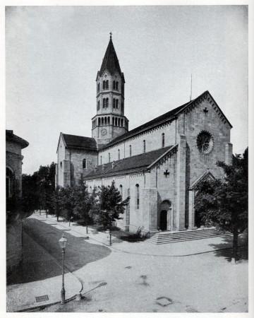 Ludwigskirche Freiburg 1928