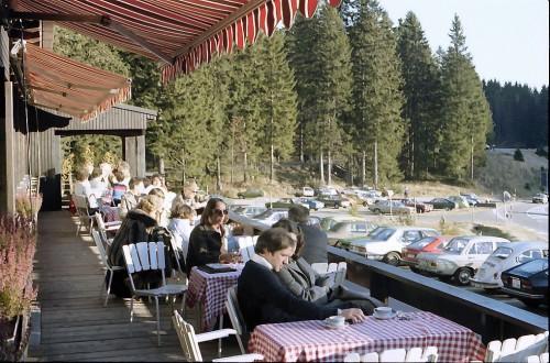 Restaurant Notschrei 1978
