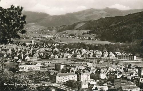 Freiburg Wiehre und Littenweiler