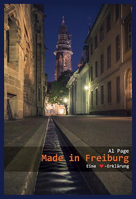 Umschlag Made in Freiburg