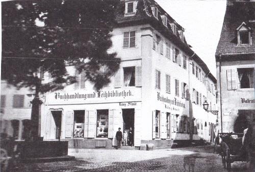Stadtmitte Freiburg