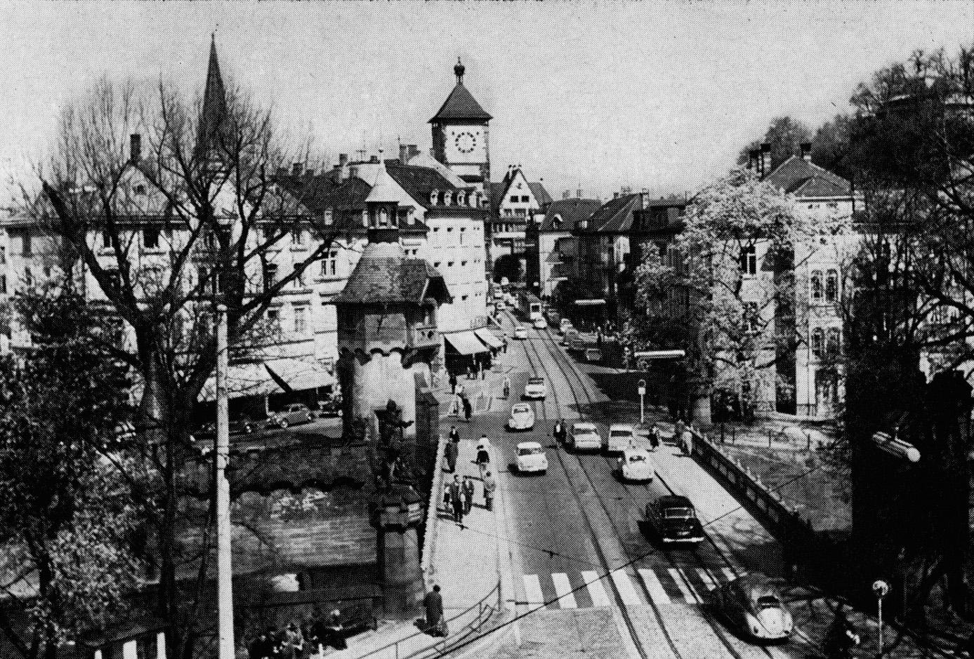 Schwabentorbrücke_Freiburg_1960er