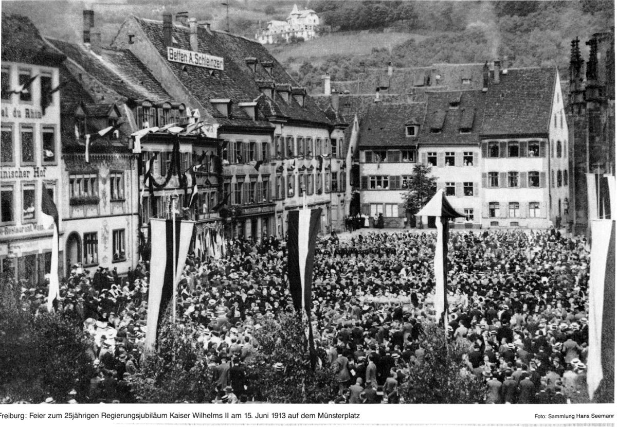 Münsterplatz_Freiburg_1913