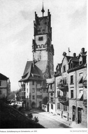 Freiburger Schwabentor 1915