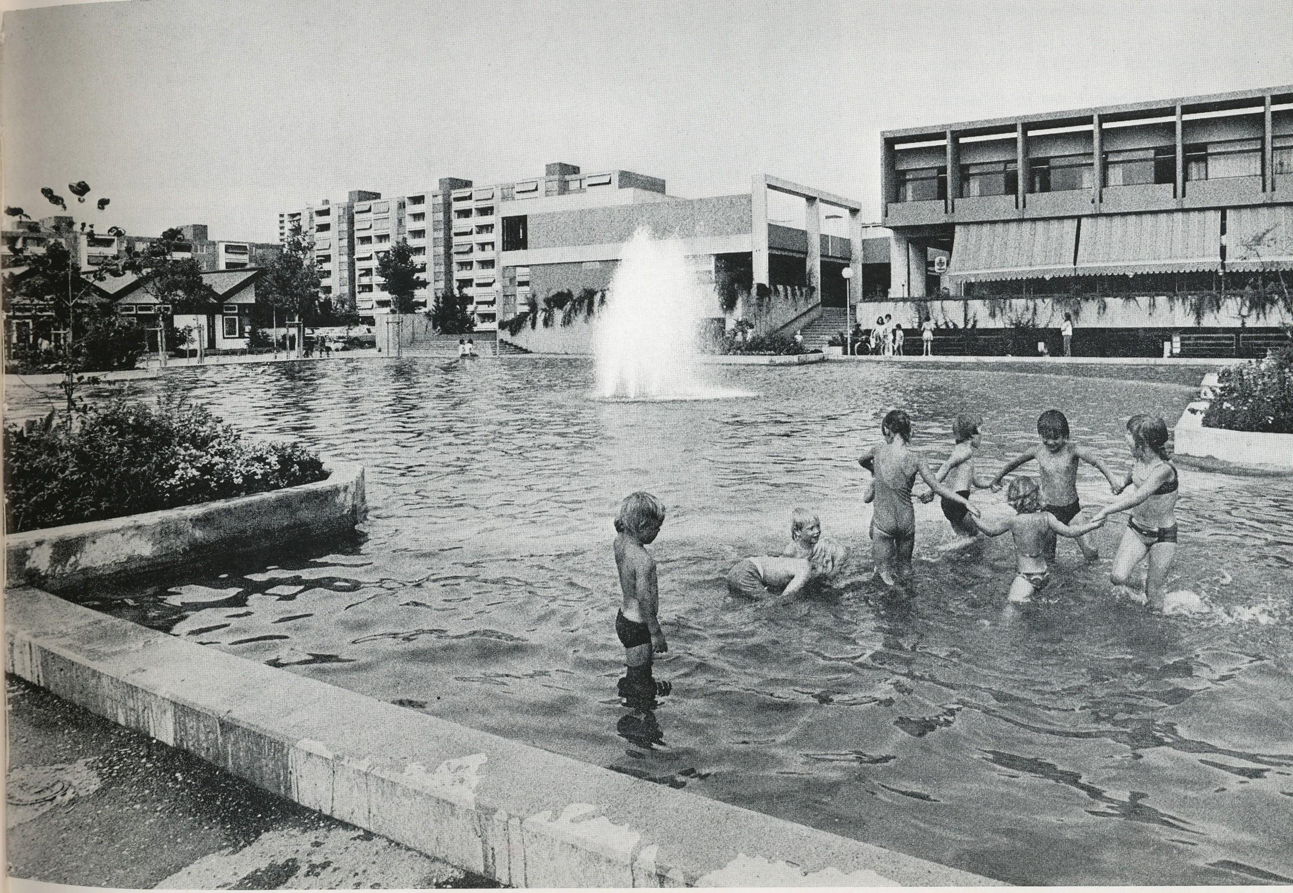 Brunnen EKZ Landwasser