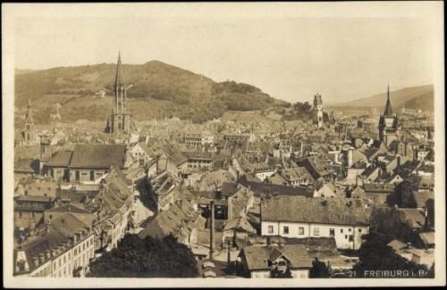 Freiburg 1921