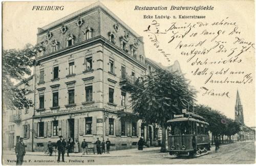 Bratwurstglöckle b.- Kaiserstr. 3