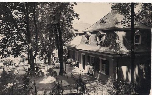 Schloßberggaststätte