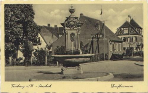 7   braunes Haus 1940