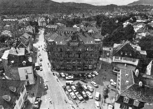 1968 Schwabentor