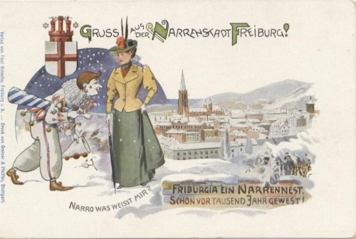 Narrennest Freiburg