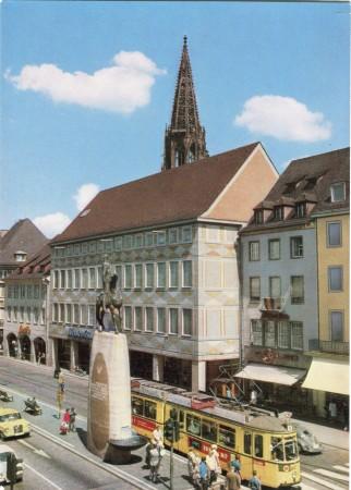 Bertoldsbrunnen  1970