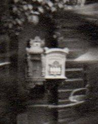 Kaiserstraße mit Bertholdsbrunnen und Martinstor 1913 (Repro)-005