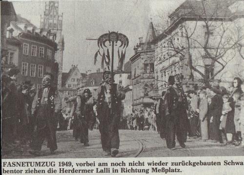 Fasnet 1949