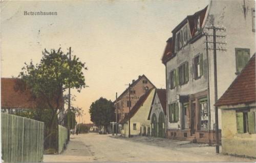4 Sundgauallee 1929