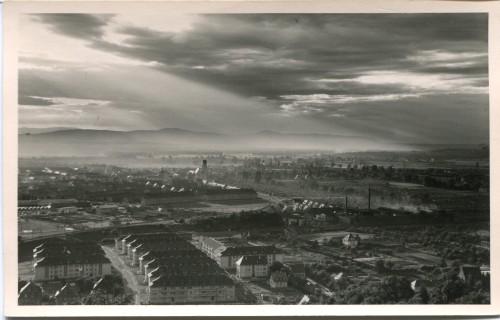 Gartenstadt, Pressefoto Willy Pragher