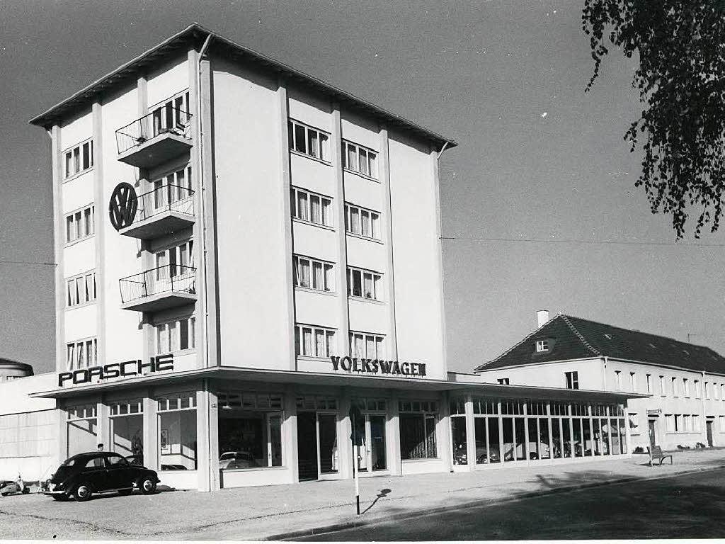 Baden-Auto Freiburg