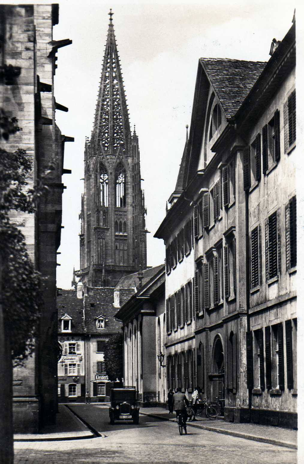 Schoferstrasse Freiburg 1920