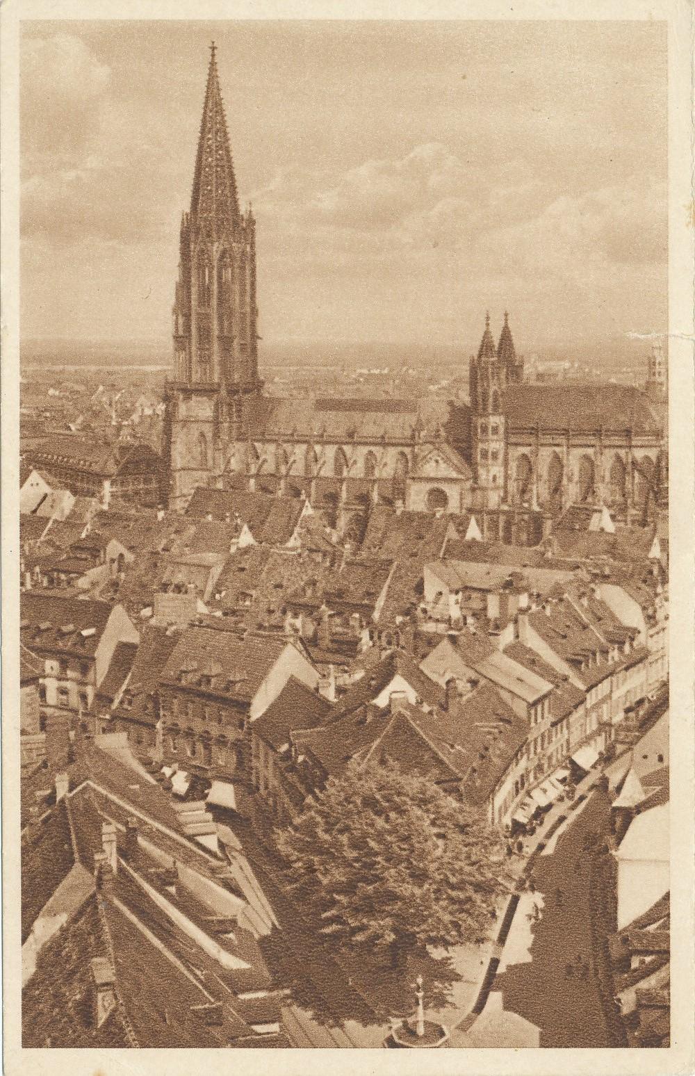 Freiburger_Münster_1934