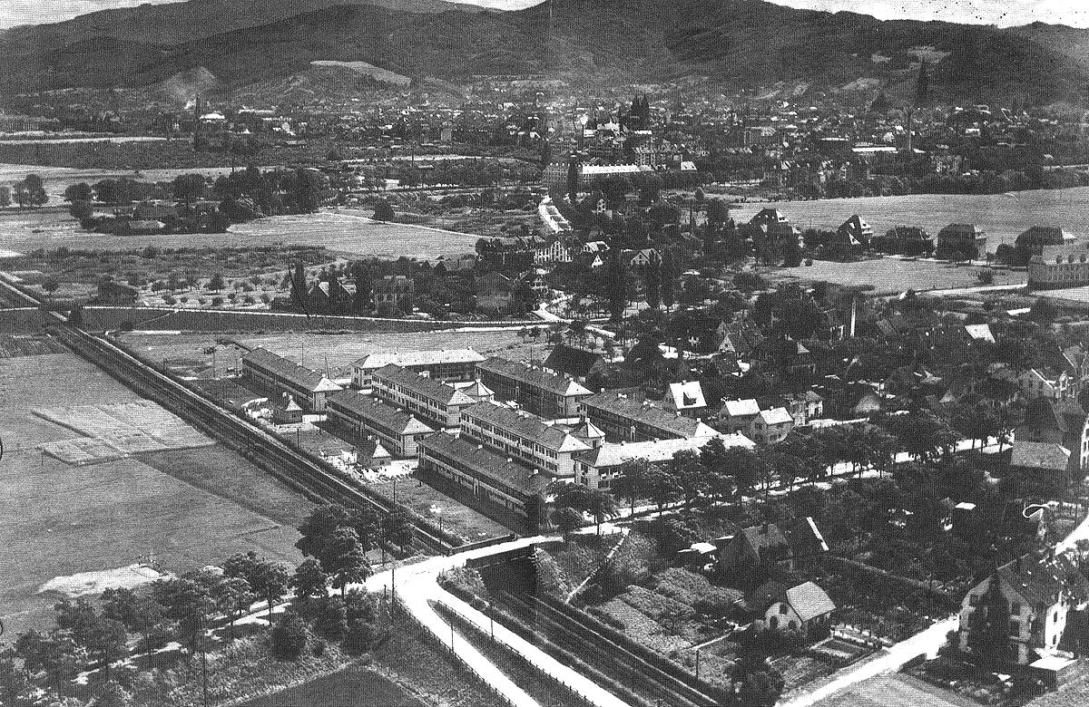 Freiburg-Haslach 1933