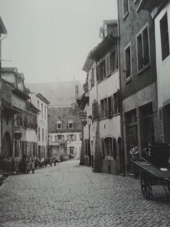 Konviktstraße_Freiburg_1854