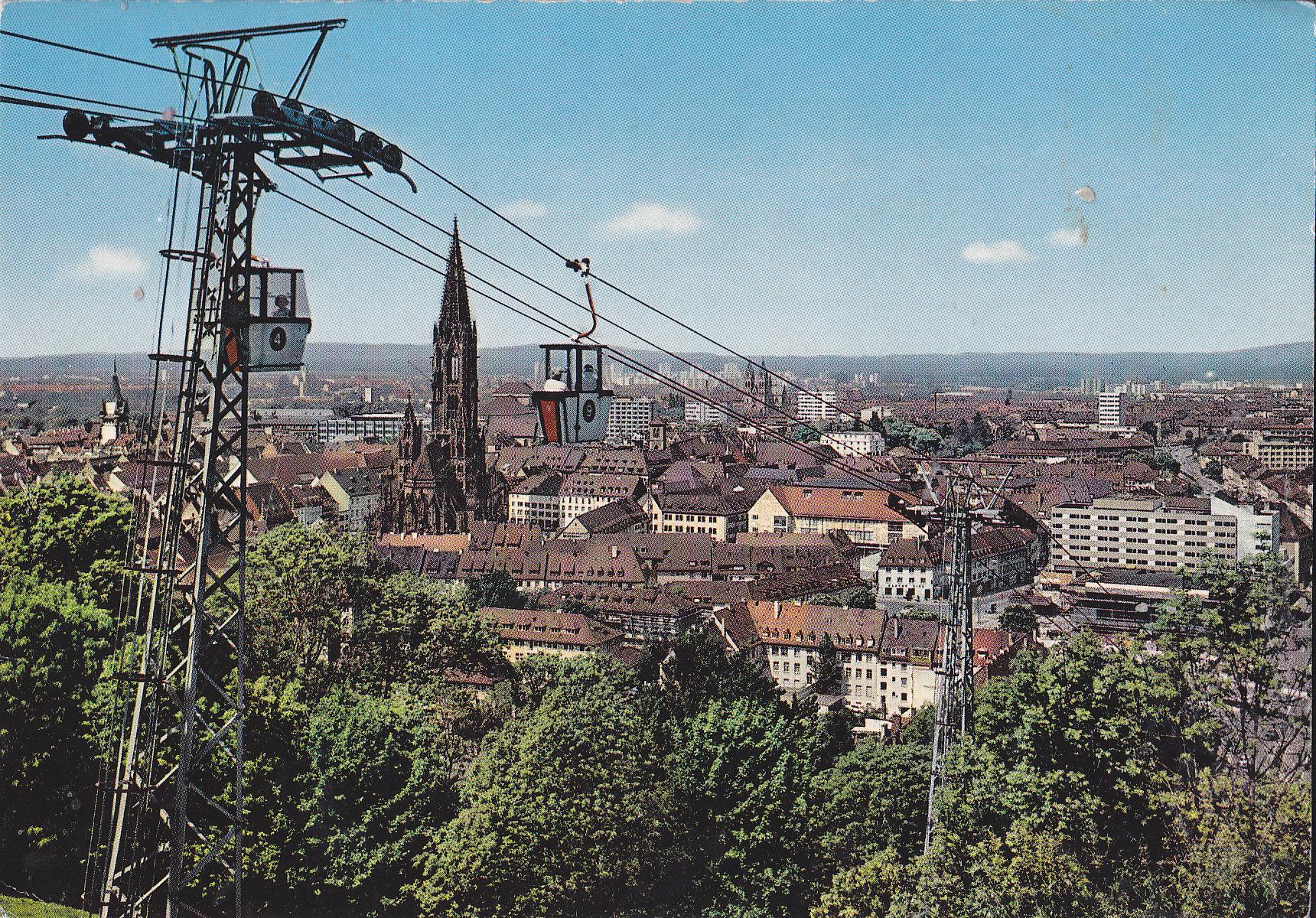 Schloßbergbahn Freiburg