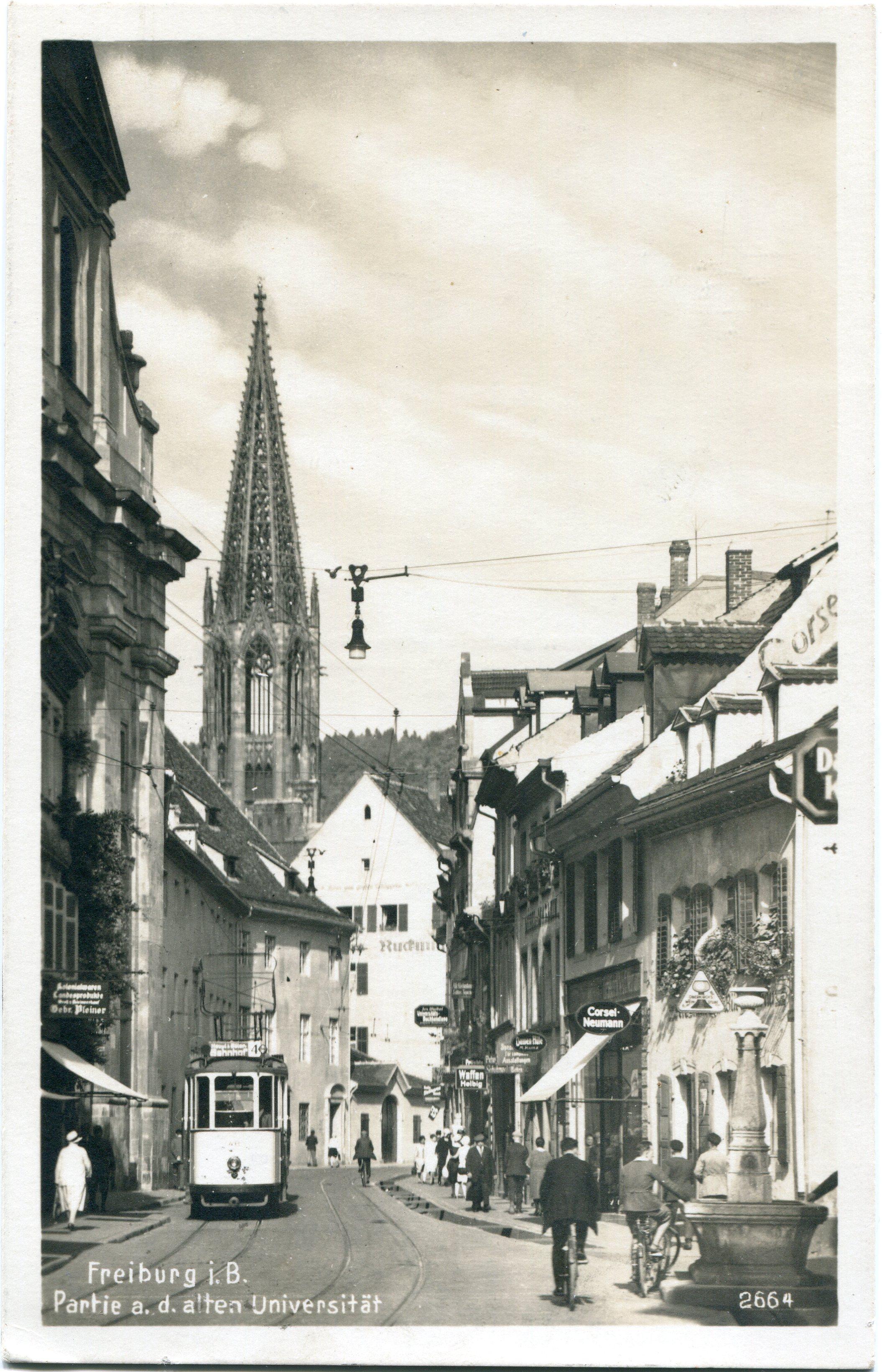Bertoldstraße Freiburg